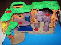 Fisher Price Imaginext Gorilla Mountain Jungle in Camp Pendleton, California
