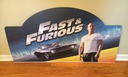 Fast & Furious Sign in Joliet, Illinois
