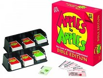New Mattel Apples to Apples Party in a Box Game in Camp Pendleton, California
