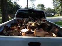 Truckload of Firewood in Beaufort, South Carolina