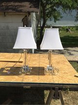 Table lamps in Cherry Point, North Carolina