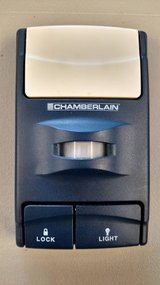 CHAMBERLAIN MOTION SENSING WALL REMOTE in Naperville, Illinois