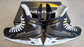 BAUER SUPREME 160 HOCKEY SKATES SZ 6D in Chicago, Illinois