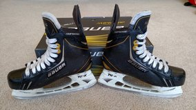 BAUER SUPREME ONE.7 HOCKEY SKATES SZ 6D in Chicago, Illinois