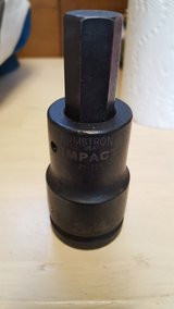 Armstrong 3/4 Impact Drive Hex Bit in Travis AFB, California