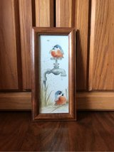Framed Watercolor Painting in Alamogordo, New Mexico
