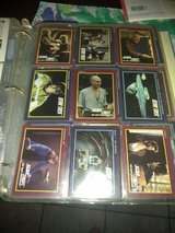 Vintage star trek topps cards 153 cards in Fort Campbell, Kentucky