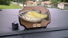 Big Mouth Billy Bass in Fort Riley, Kansas