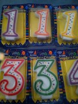 BIRTHDAY CANDLES in Vacaville, California