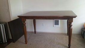 Brown Counter-height Extending Dining Table in Fort Lewis, Washington