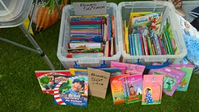 huge box of childrens books 50p each or deal for bundle in Lakenheath, UK