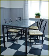 IKEA Kitchen Table and 4 chairs in Wilmington, North Carolina