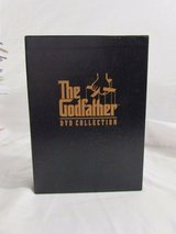 The Godfather DVD Collection, 5 Disc Set - Like NEW! in Naperville, Illinois