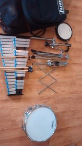 Ludwig Rolling Snare/Bell (with extra mallets) in Naperville, Illinois