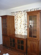 Living Room TV stand/divider - 4 piece in Yucca Valley, California