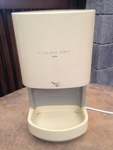 Toto High Speed Hand dryer in Okinawa, Japan