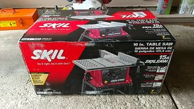 Skill 10 inch Table Saw in Naperville, Illinois