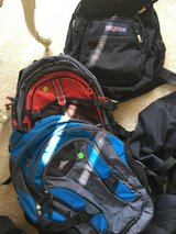 Book bags in Naperville, Illinois