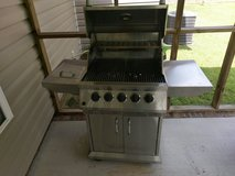 Dukane Stainless Steel Gas Grill in Camp Lejeune, North Carolina