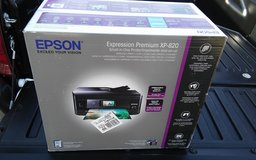 Epson Color Printer,Scanner, Copier and Fax.  (Brand new) in Alamogordo, New Mexico