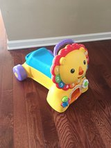 Fisher Price Sit, Stride, and Ride Lion in Naperville, Illinois