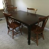 Dining Table Only (chairs NOT included) in Naperville, Illinois