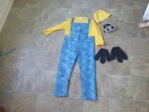 Size Small Minion Costume in Fort Riley, Kansas