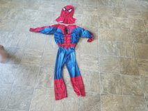 Size Small Spiderman Costume in Fort Riley, Kansas