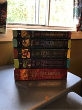 Set of 5 Softcover Fablehaven books by Brandon Mull Series Fabelhaven Book1-5 in Naperville, Illinois