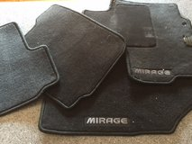 Mitsubishi Mirage Floor mats in Glendale Heights, Illinois