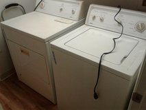 Wanting to sell my Washer dryer in Camp Pendleton, California