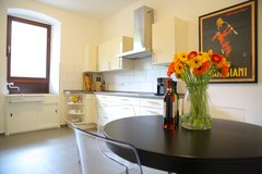 TLF/TLA/TDY Luxury furnished 2+ bedroom apartment in downtown Landstuhl in Ramstein, Germany