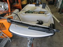 MotorGuide Tracker 40 Bow Mount Trolling Motor Pedal Controlled 12 volt, 43 lbs Thrust in Naperville, Illinois