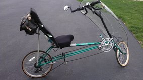 Rans Tail Wind Recumbent Bike in Naperville, Illinois