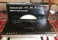AMSTRAD MPEG 4/DVD PLAYER 220 W in Ramstein, Germany
