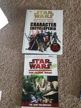 Star Wars The Clone Wars Books in Bolingbrook, Illinois
