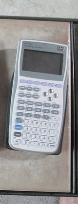 HP 39gs Graphing Calculator in St. Charles, Illinois