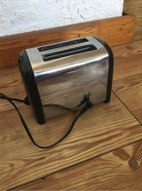 110v stainless steel toaster in Spangdahlem, Germany