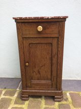 nice antique side table - nightstand from France in Ramstein, Germany