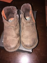 Toddler boy boots in Naperville, Illinois