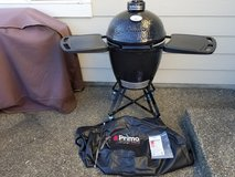 Primo Ceramic Grill/smoker in Fort Lewis, Washington