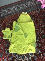 Baby & Toddler bath towel with hood in Ramstein, Germany