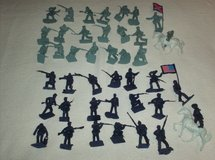 Civil War Figures - History in St. Charles, Illinois