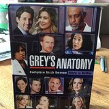 Greys Anatomy Complete 6 th Seasons in Fort Campbell, Kentucky