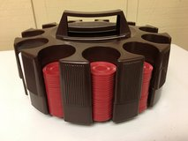 POKER CHIP CAROUSEL in Glendale Heights, Illinois