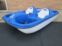 2015 Pelican 4 Person pedal Boat, 8.5 foot in Schaumburg, Illinois