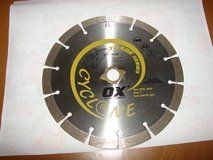 "7"" OX Masonry Segmented Blade in Camp Lejeune, North Carolina"