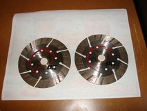 "4"" OX Side Grinder Pro Series Segmented Masonry Blade in Camp Lejeune, North Carolina"