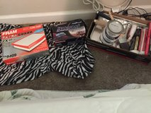 Miscellaneous items in Fort Riley, Kansas