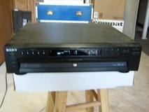 Sony 5 DVD/CD Changer Player DVP-NC615 in Westmont, Illinois